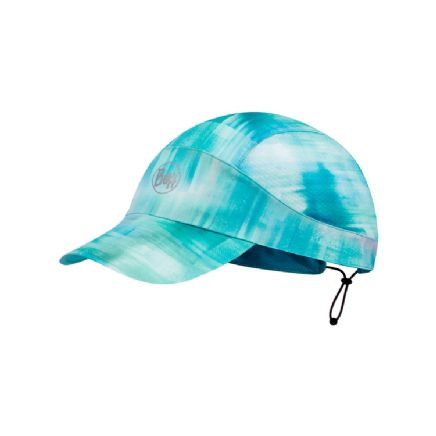 PACK RUN CAP MARBLED TURQUOISE