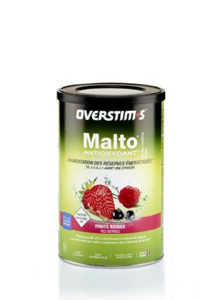 MALTO ANTIOXYDANT FRUTOS ROJOS 500gr
