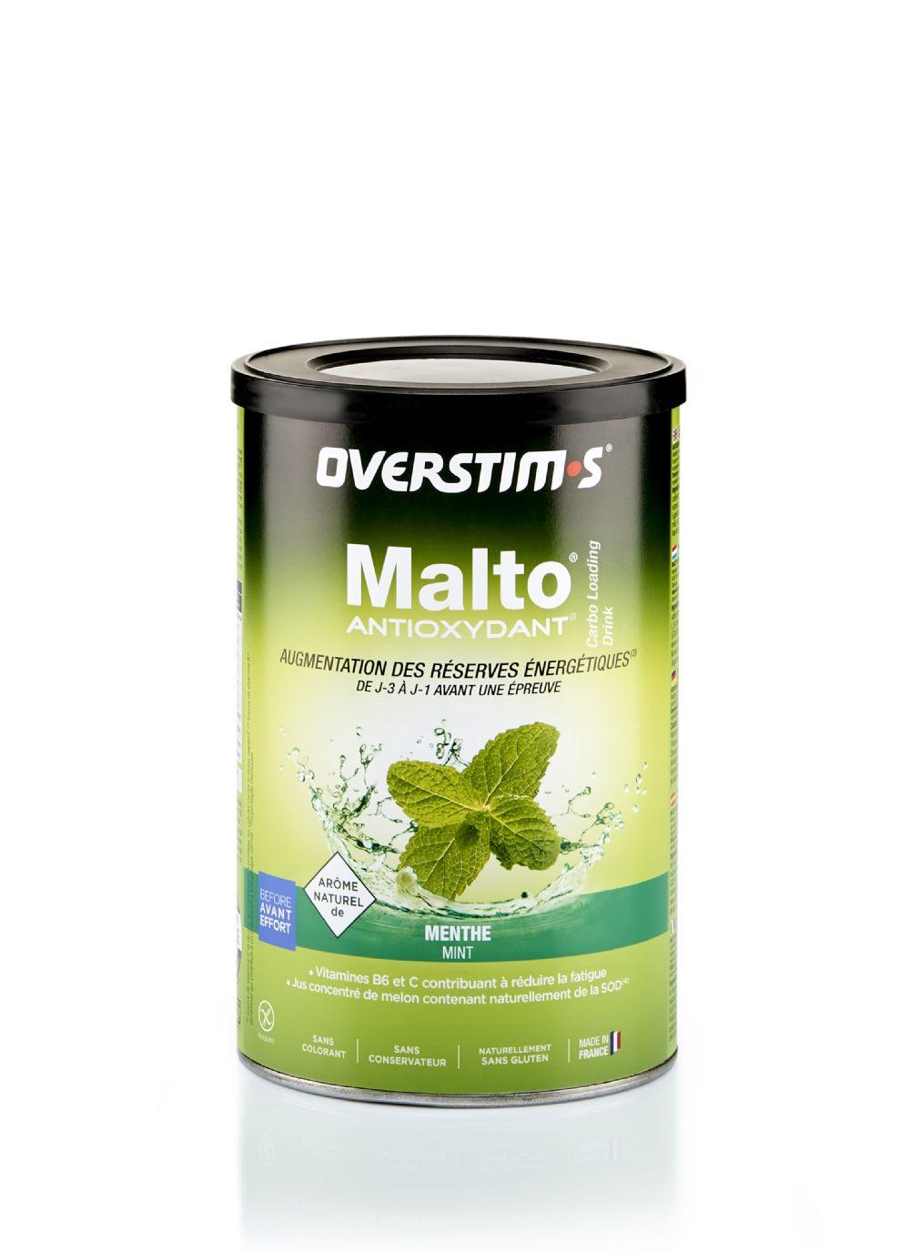 MALTO ANTIOXYDANT MENTA 500gr
