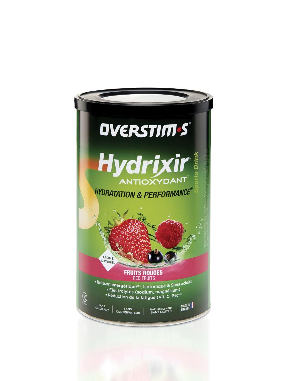 HYDRIXIR ANTIOXIDANT FRUTOS ROJOS 600gr