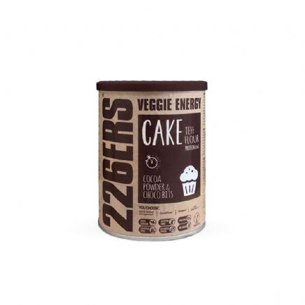 VEGGIE ENERGY CAKE 480gr COCOA CHOCO