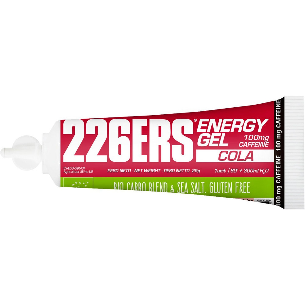 ENERGY GEL BIO COLA 25gr