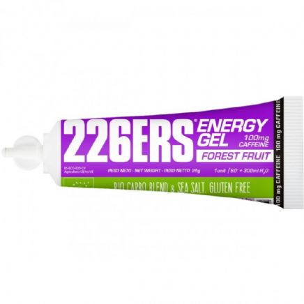 ENERGY GEL BIO FRUTOS ROJOS 25gr