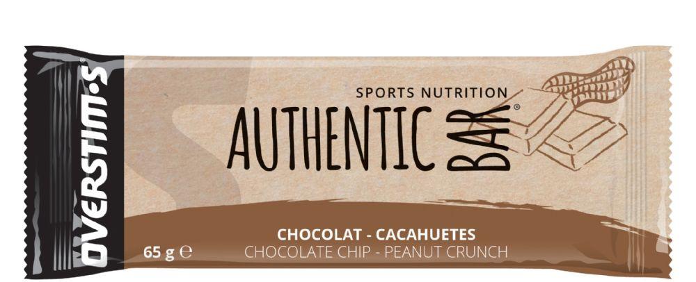 AUTHENTIC BAR CHOCOLATE 60gr