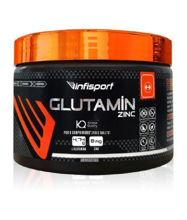 GLUTAMIN + ZINC 150caps