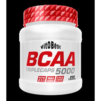 BCAA 5000 - 200 TRIPLECAPS