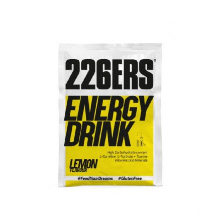 ENERGY DRINK LIMÓN 50gr