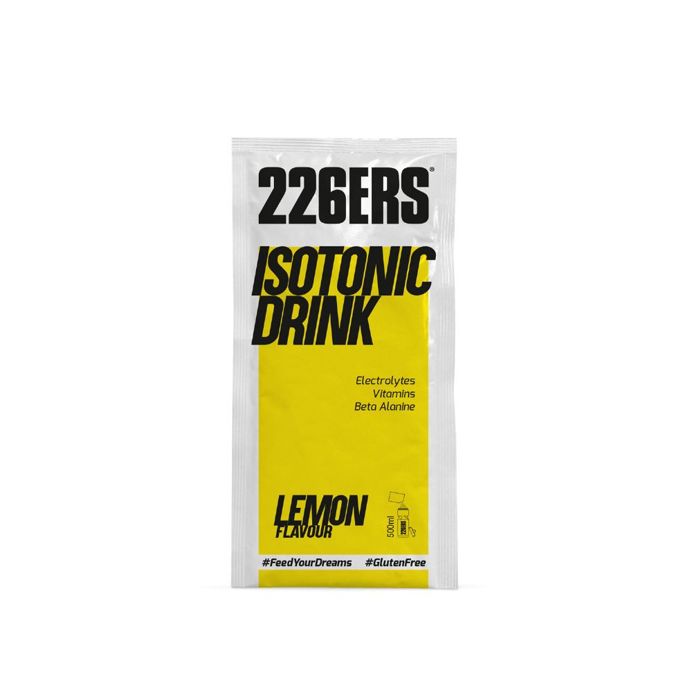 ISOTONIC DRINK LIMÓN 20gr