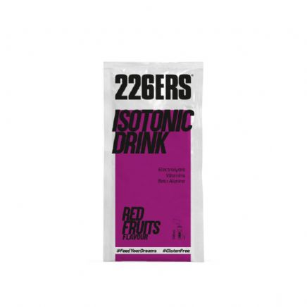 ISOTONIC DRINK FRUTOS ROJOS 20gr