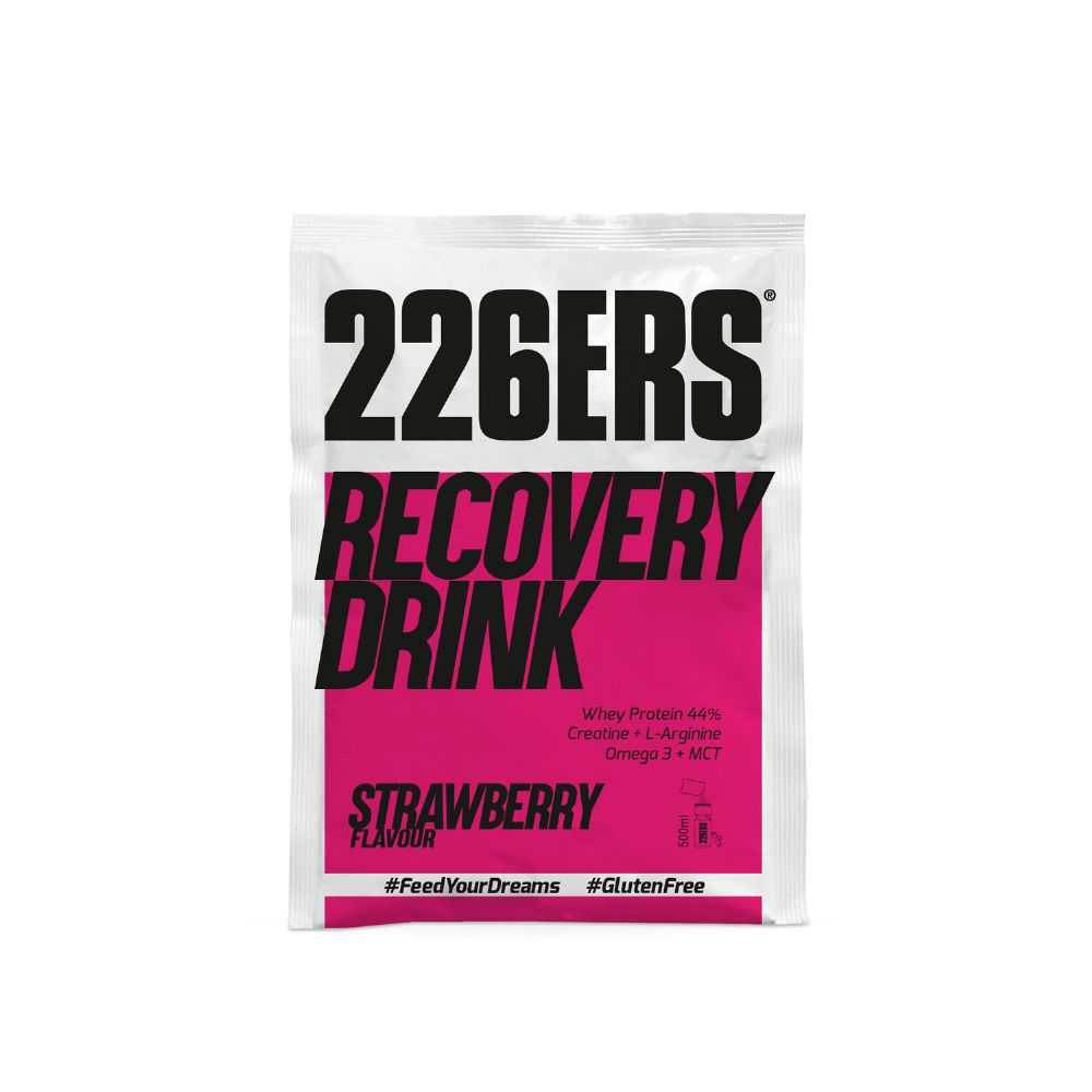 RECOVERY DRINK FRESA 50gr