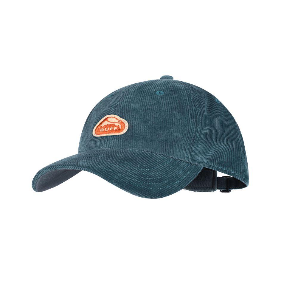 BASEBALL CAP SOLID BLUE