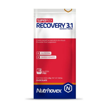 SUPROPLEX RECOVERY CHOCOLATE 40gr