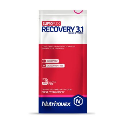 SUPROPLEX RECOVERY FRESA 40gr