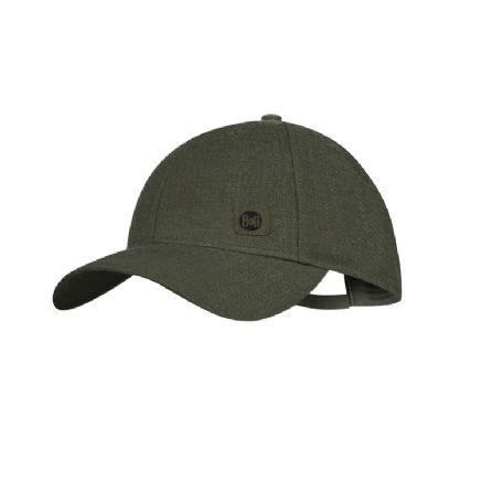 BASEBALL CAP SOLID BARK
