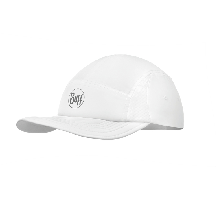 RUN CAP R-SOLID WHITE