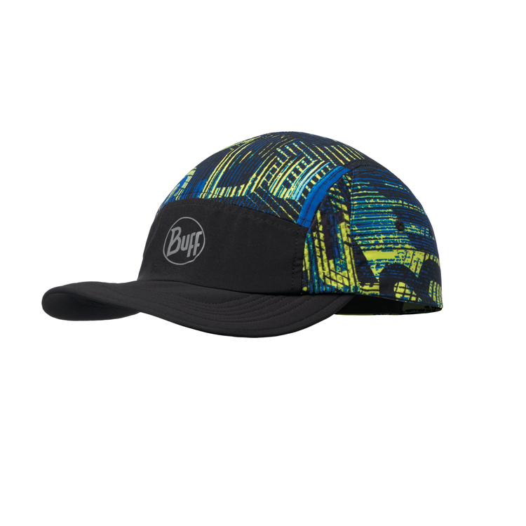 RUN CAP R-EFFECT LOGO MULTI