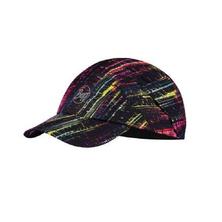 PRO RUN CAP R-WIRA BLACK