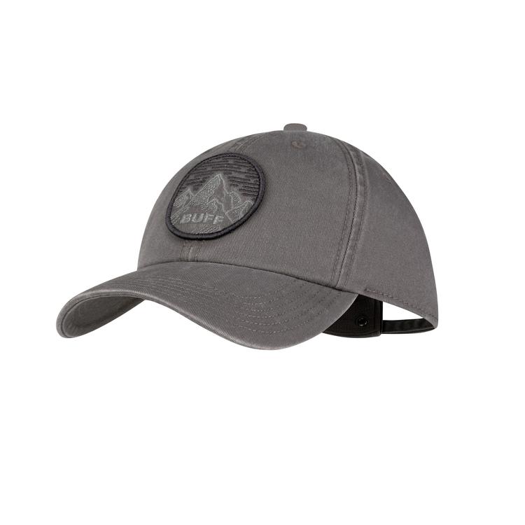 BASEBALL CAP SOLID NOAM GREY