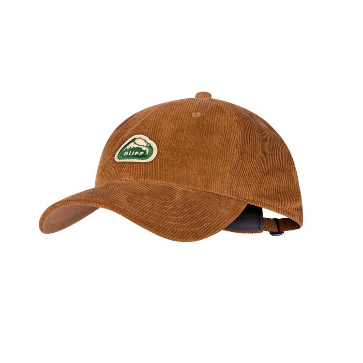 BASEBALL CAP SOLID OCHER