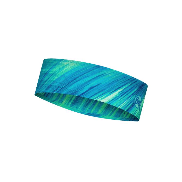 COOLNET UV+ SLIM HEADBAN PIXELINE LIME