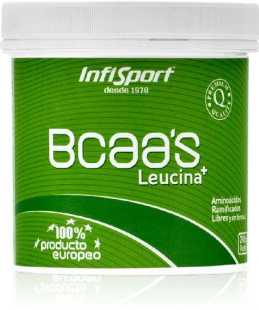 BCAAS LEUCINA+ 200grs
