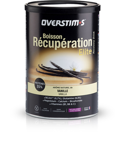 ELITE RECOVERY DRINK VAINILLE 420gr
