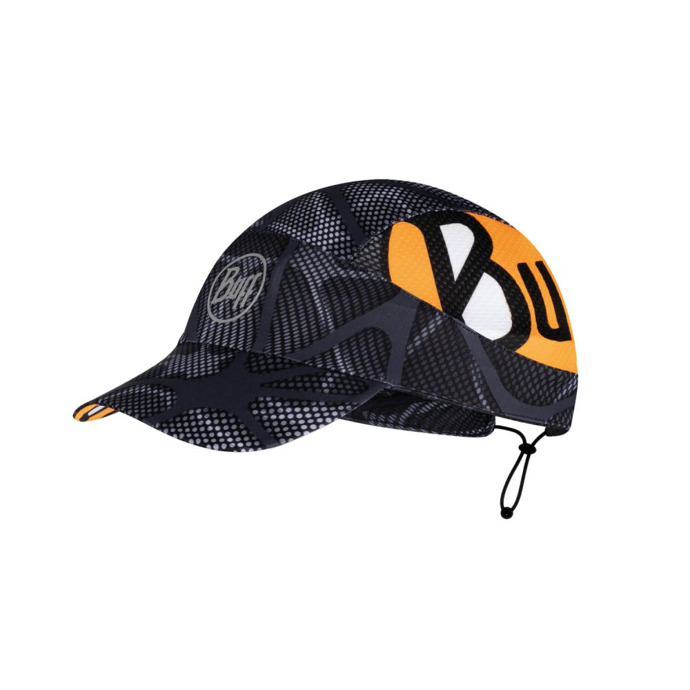 PACK RUN CAP APE-X-BLACK
