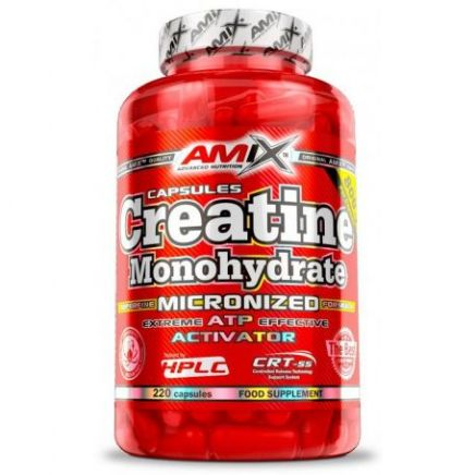 CREATINE MONOHYDRATE 220caps