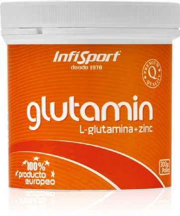 GLUTAMIN + ZINC 300grs