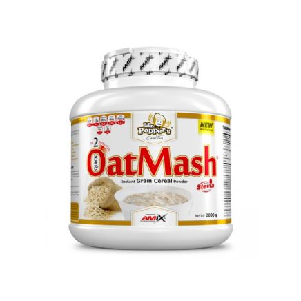 OATMASH 2kg AVENA DOBLE CHOCOLATE