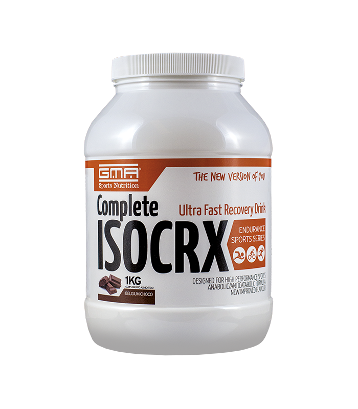 COMPLETE ISOCRX 1kg CHOCOLATE