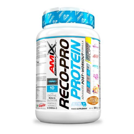 RECO-PRO 500gr DOUBLE CHOCOLATE