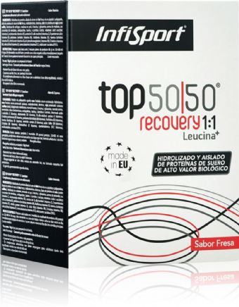 TOP 50/50 RECOVERY 1:1 FRESA