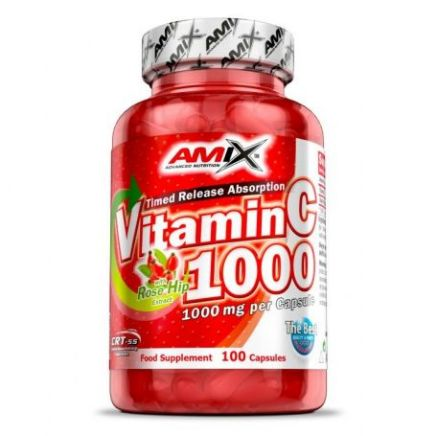VITAMINA C 1000mg 100caps