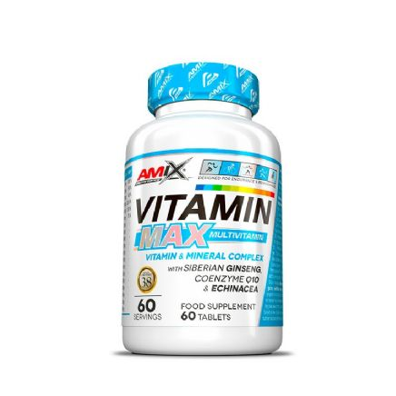 VITAMIN MAX MULTIVITAMIN 60caps